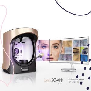 konsultacja na twarz - Lumiscan - 6