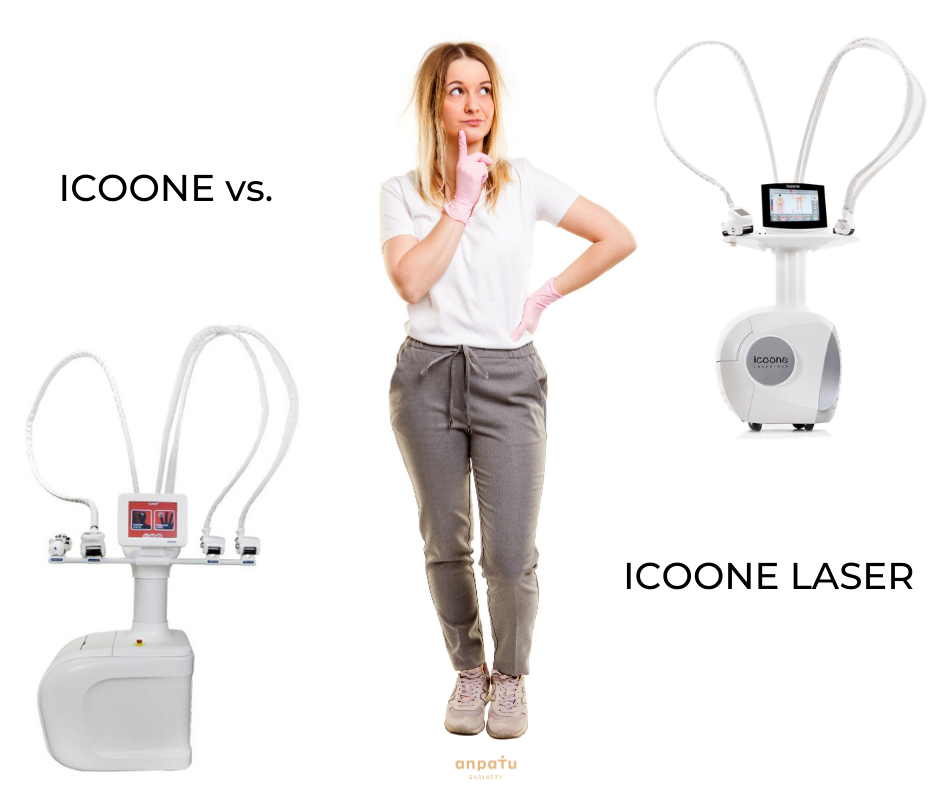 icoone laser, icoone, Katowice, anpaTu, icoone efekty