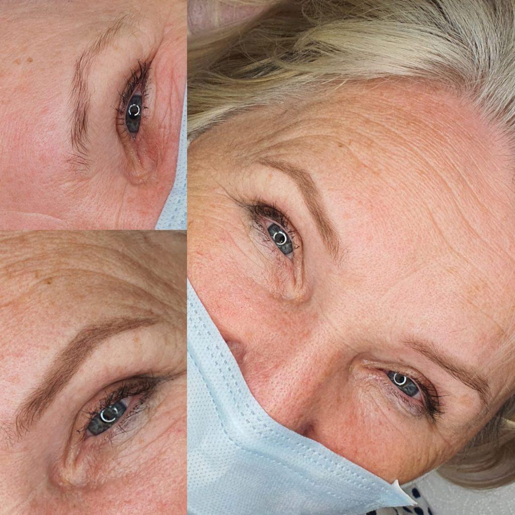 Dlaczego lepiej częŚciej i delikatniej... czyli o makijazu permanentnym - 6