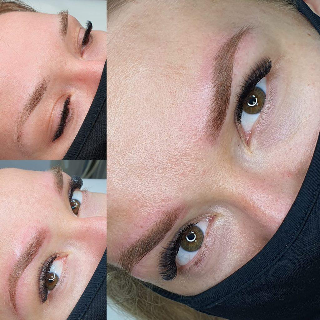 Dlaczego lepiej częŚciej i delikatniej... czyli o makijazu permanentnym - 8