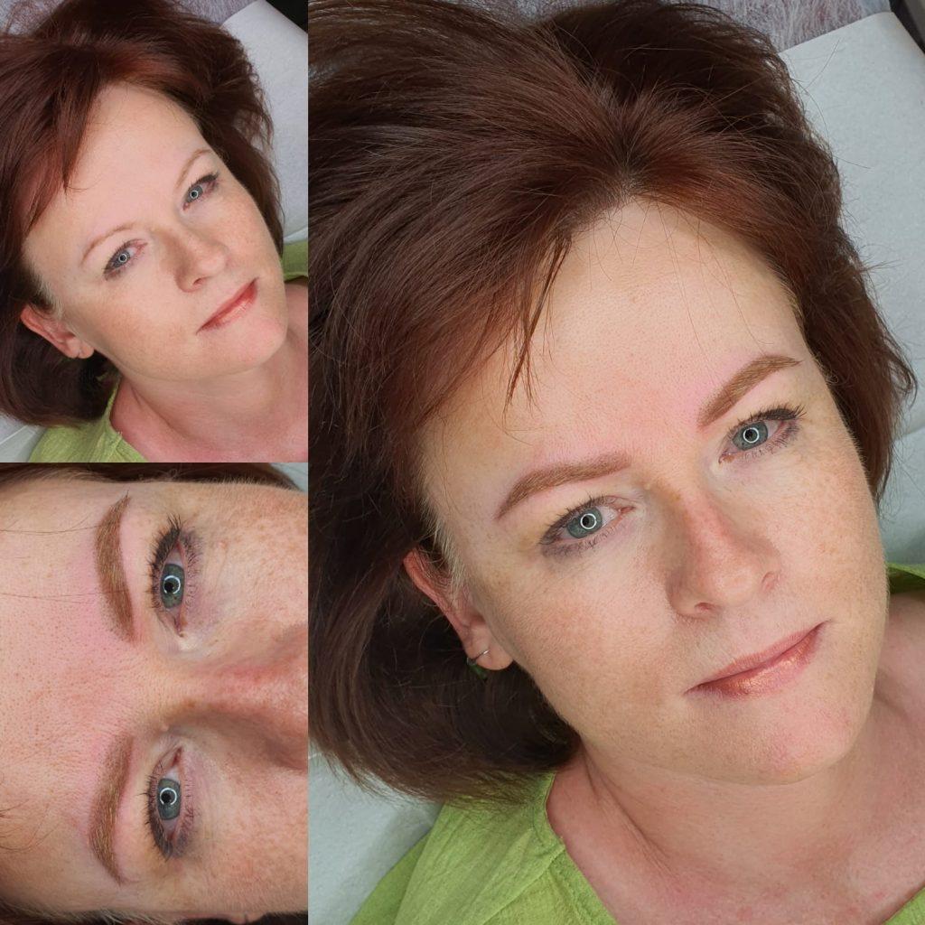 Dlaczego lepiej częŚciej i delikatniej... czyli o makijazu permanentnym - 10