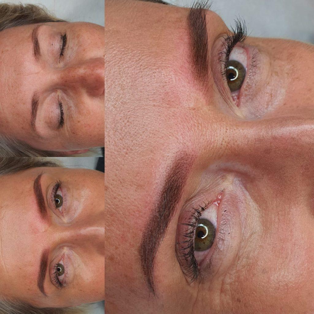 Dlaczego lepiej częŚciej i delikatniej... czyli o makijazu permanentnym - 12