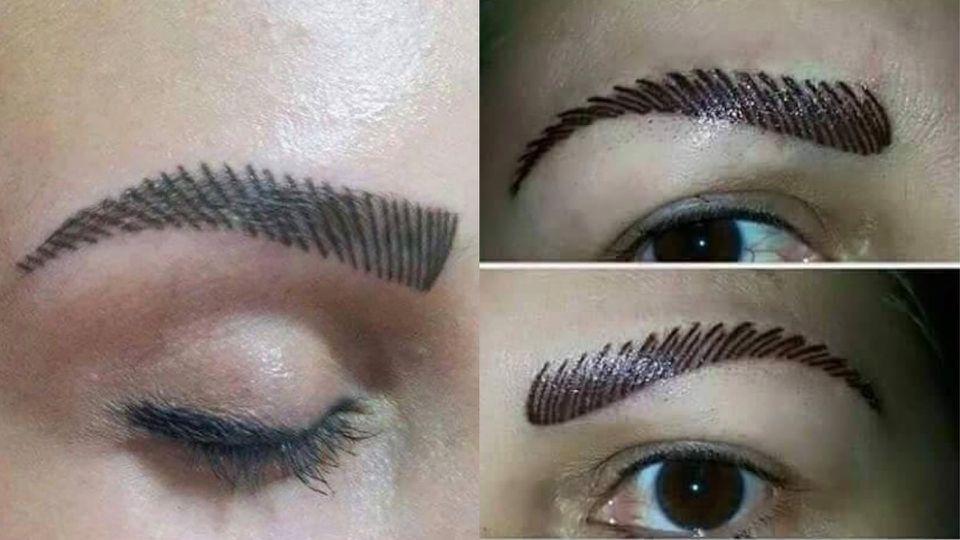 Dlaczego lepiej częŚciej i delikatniej... czyli o makijazu permanentnym - 2