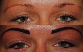 Dlaczego lepiej częŚciej i delikatniej... czyli o makijazu permanentnym - 4